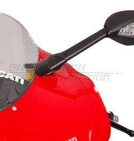 SW-Motech Spiegelverbreders SW-Motech, Ducati 1199 Panigale/S '12-