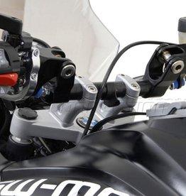 SW-Motech Stuurverhogers SW-Motech, BMW R1200 GS 20 mm omhoog/30 mm achter