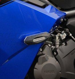 SW-Motech Valblokken SW-Motech, Yamaha XJ 6 Diversion F '10-