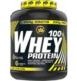 All Stars 100% Whey Protein 2350g Dose, für den Muskelaufbau