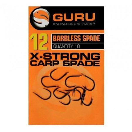 Guru Xtra Strong Carp Spade Hooks