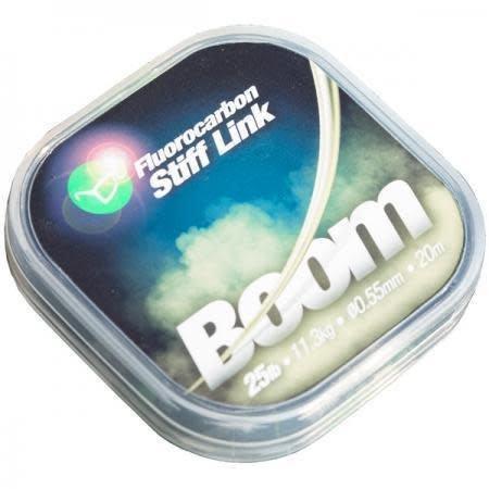 Korda Boom Fluorocarbon Stiff Link
