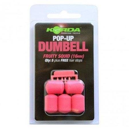 Korda Pop-Up Dumbells