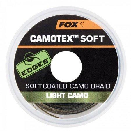 Fox Carp EDGES Camotex Soft