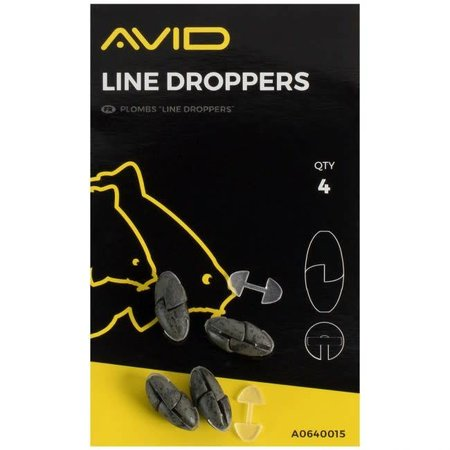 Avid Carp Line Droppers