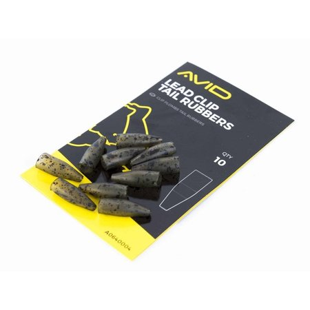 Avid Carp Lead Clip Tail Rubbers