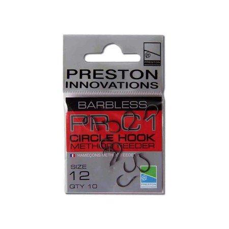 Preston Innovations PR C1 Circle Method Feeder Hooks