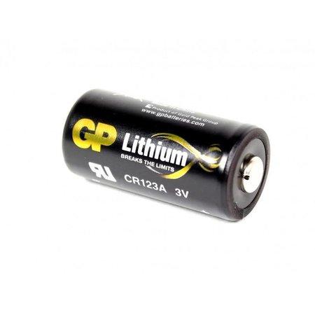 Nash R3 Receiver / S5R Receiver Batteries (CR123A)