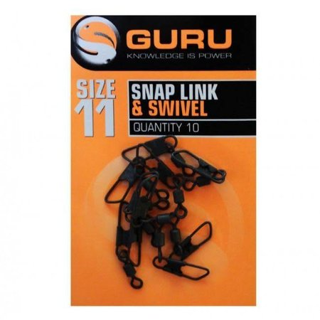 Guru Snap Link + Swivel