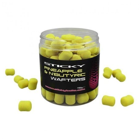 Sticky Baits Pineapple & N'Butyric Wafters