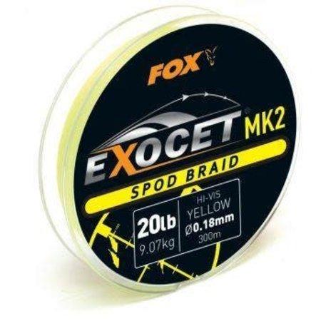 Fox Carp Exocet MK2 Spod Braid