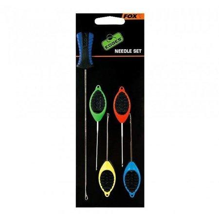 Fox Carp EDGES Deluxe Needle Set