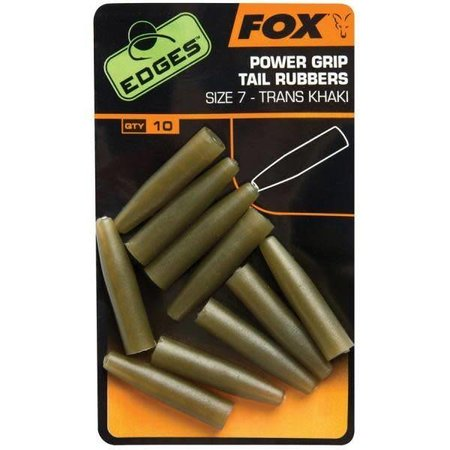 Fox Carp EDGES Power Grip Tail Rubbers