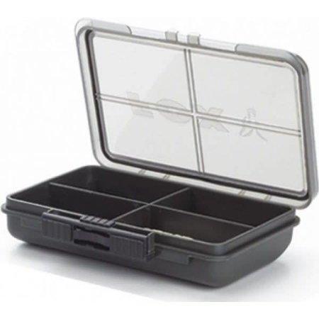 Fox Carp F Box 4 Compartment Box