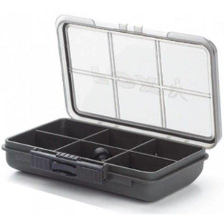 Fox Carp F Box 6 Compartment Box