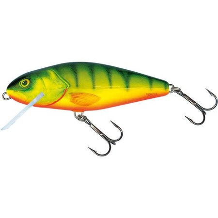 Salmo Perch Floating 8cm Hot Perch