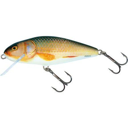 Salmo Perch Floating 8cm Real Roach