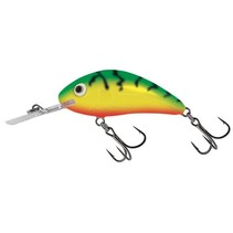 Rattlin' Hornet Floating 6.5cm Green Tiger