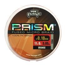 Prism Fused Orange Braid