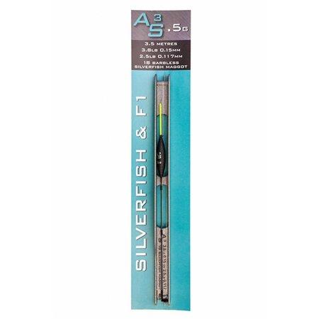 Drennan AS3 Pole Rig Silverfish/F1