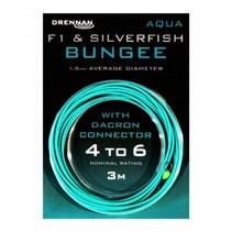 F1 & Silverfish Bungee Elastic