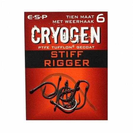 ESP Cryogen Stiff Rigger Hooks