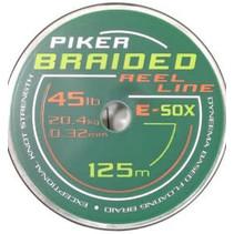Piker Braided Reel Line