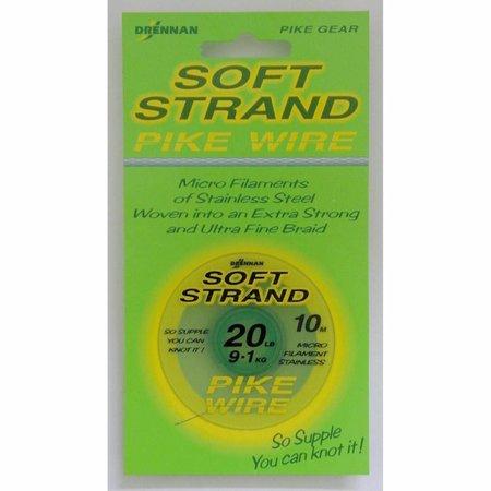 Drennan E-SOX Soft Strand Wire