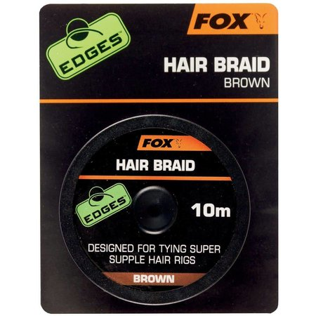 Fox Carp EDGES Hair Braid