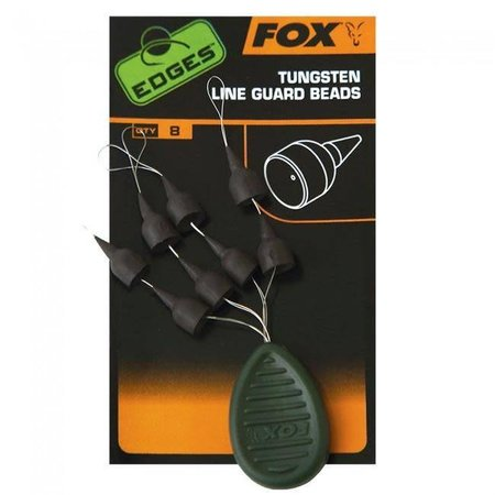 Fox Carp EDGES Tungsten Line Guard Beads