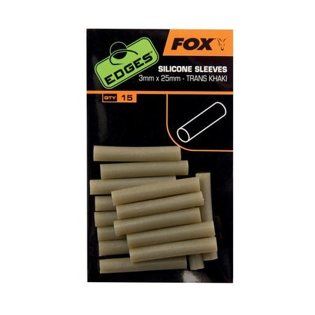 Fox Carp EDGES Silicone Sleeves