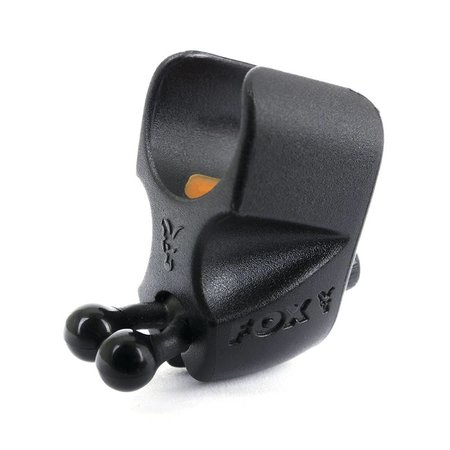 Fox Carp Black Label Adjustable Rod Clip