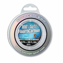 100% Soft Fluorocarbon