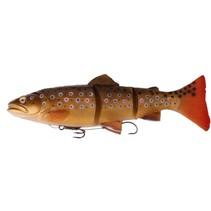 3D Line Thru Trout Slow Sink 15cm 35g Dirty Brown Trout