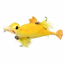 3D Suicide Duck 15cm 70g Yellow