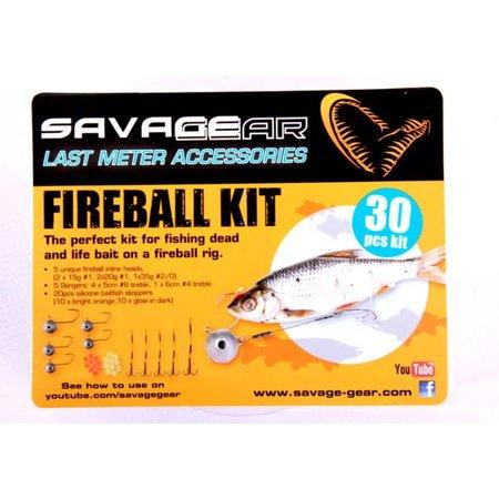 Savage Gear Fireball Kit