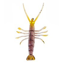TPE Fly Shrimp 5cm 2.65g Sand