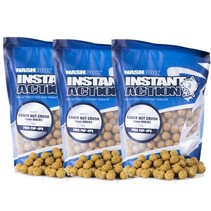 Candy Nut Crush Instant Action Shelf Life Boilies