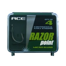 Razor Point Continental Xtra Strong Hooks