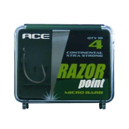 Carp Spirit Razor Point Continental Xtra Strong Hooks