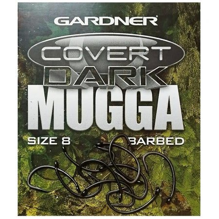 Gardner Covert Dark Mugga Hooks