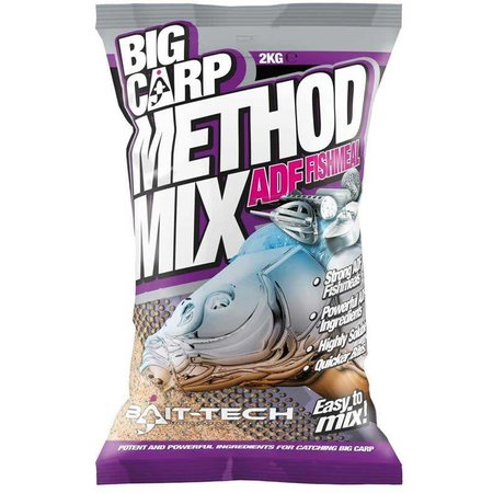 Bait-Tech Big Carp Method Mix: ADF Fishmeal