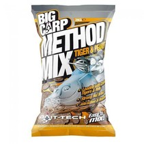 Big Carp Method Mix: Tiger & Peanut
