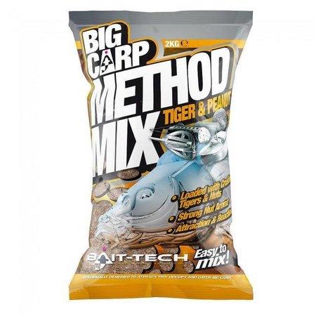 Bait-Tech Big Carp Method Mix: Tiger & Peanut