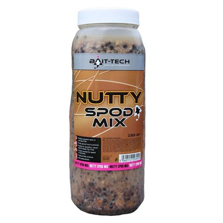Bait-Tech Nutty Spod Mix Jar