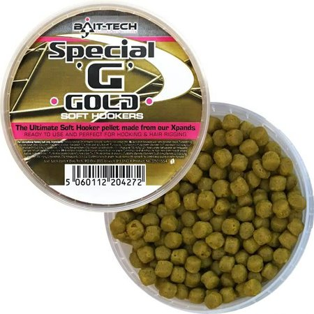 Bait-Tech Soft Hookers Special G Gold