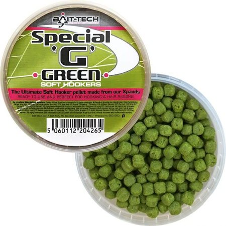 Bait-Tech Soft Hookers Special G Green