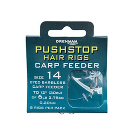Drennan Pushstop Hair Rig Carp Feeder