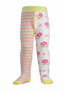 Conte Kids Tights TIP-TOP 357 (with flowers) cfb6cd9dc659c