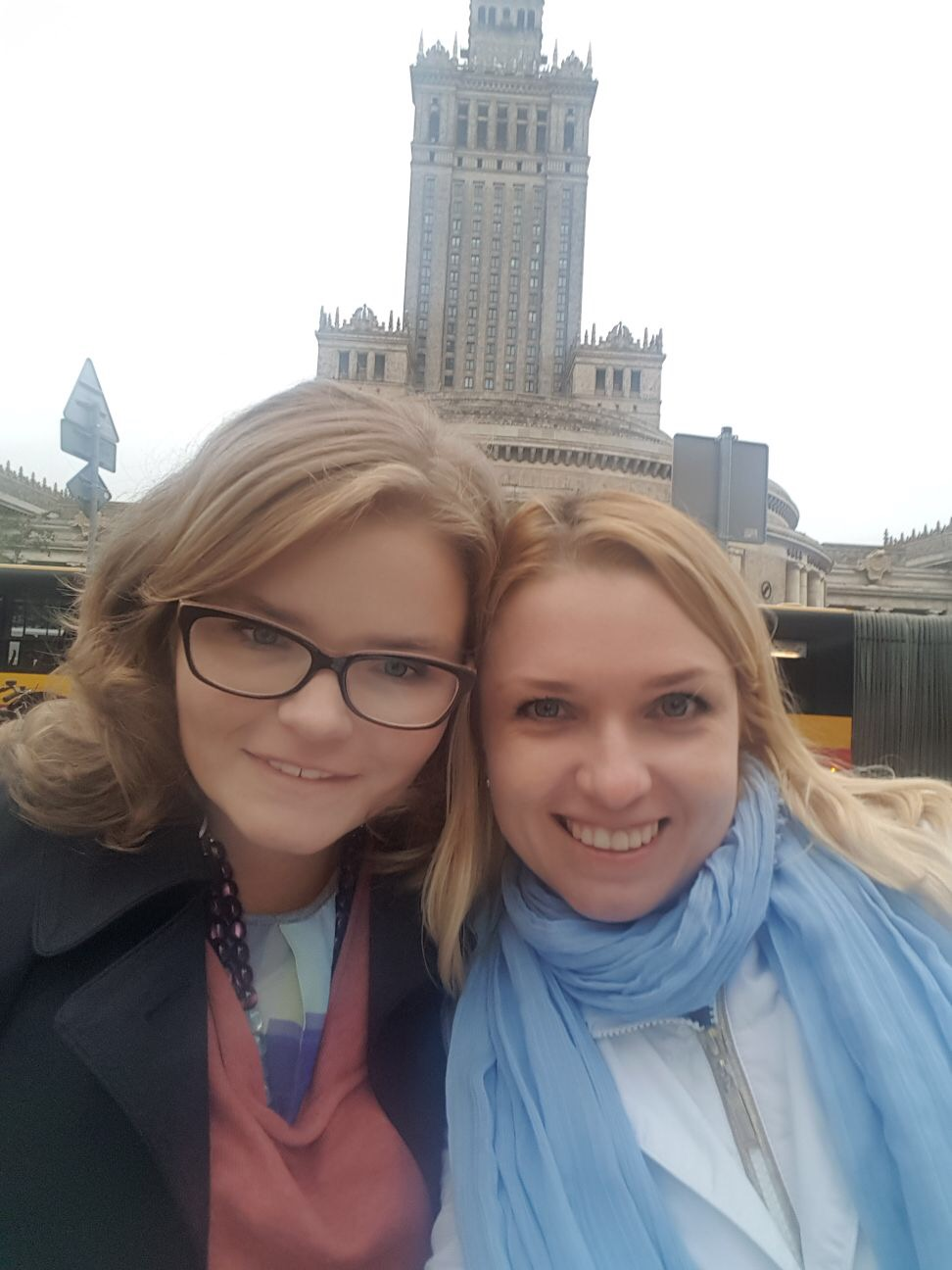Marina & Monika in Warsaw